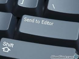 send to editor